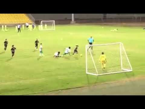 Joya de gol,Thiago Niño crack de TALENTOS FC de Liberia Guanacaste Costa Rica.
