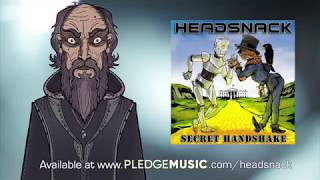 Headsnack's SECRET HANDSHAKE...IT'S INSANE!!!!!!!!