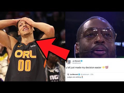 NBA Players React To Aaron Gordon Being ROBBED in Dunk Contest + PROOF