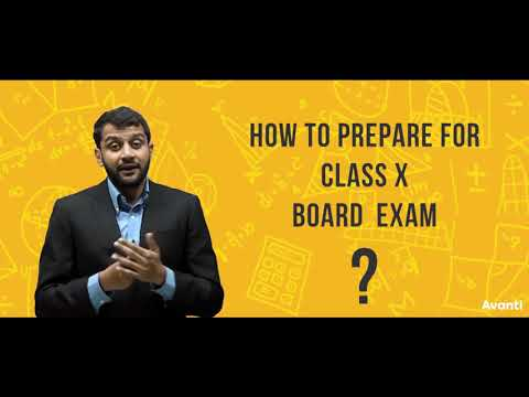 CBSE Class 10 Study Planner | Get your personal study timetable from Avanti