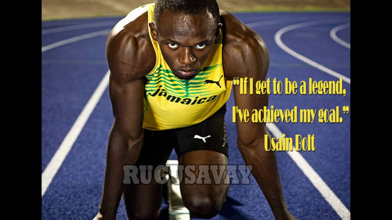 Usain Bolt Quotes Youtube
