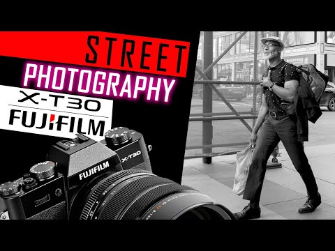 Street photography and the Fujifilm X-T30   Is it the best?