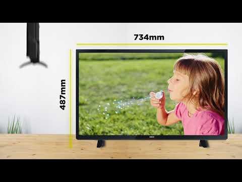 AKAI AKTV3223 TS Smart TV