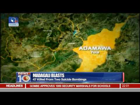 47 Killed From Two Suicide Bombings In Madagali Blasts