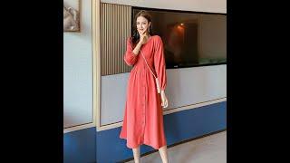 2020 осенний новый светильник ветровка во французском стиле однобортное платье тренч с Aliexpress