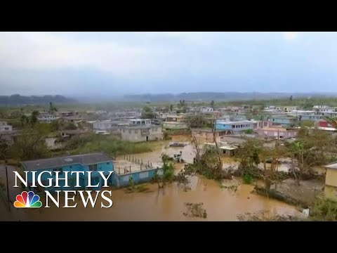 Puerto Rico Says Hurricane-Related Deaths Could Be More Than 1,400 | NBC Nightly News