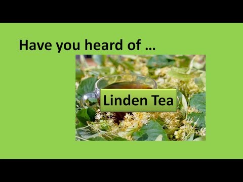 Linden Tea health benefits of linden tea
