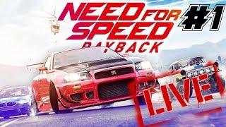 ΠΑΙΖΟΥΜΕ ΤΟ ΚΑΙΝΟΥΡΓΙΟ NEED FOR SPEED PAYBACK 2017 LIVE!!