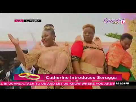Catherine Kusasira ayanjudde Fred Serugga mu bazadde be e Luweero