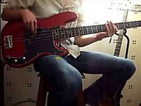 let's play: bass standard c tuning