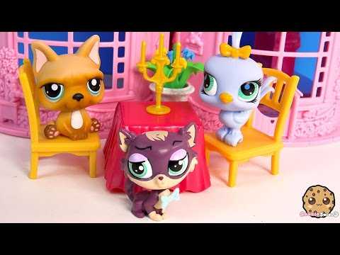 LPS Mommies Detective Vern Part 60 Littlest Pet Shop Series Video Movie LPS Bobblehead  Cookieswirlc