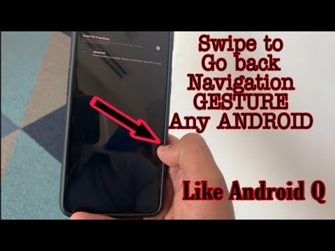 Android Q Swipe To Go Back Gesture Any Android