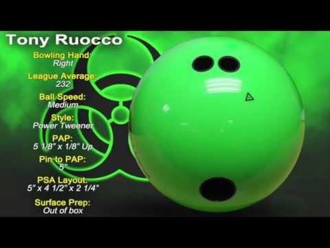 bowlingball.com Pyramid Pathogen Bowling Ball Reaction Video Review