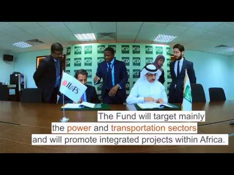 ICD and IIML to establish a US$1bn Infrastructure Financing Fund
