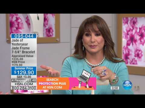 HSN | Jade of Yesteryear Jewelry 06.13.2017 - 10 AM