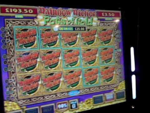 rainbow riches slot machine for sale