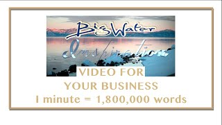 Big Water - What We Do