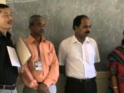 Awareness programme on 100% vote casting dt  04 04 2014