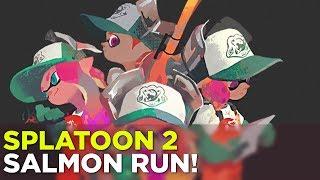 Simone, Allegra and Jeff play Splatoon 2