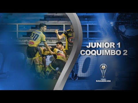 Junior Coquimbo Goals And Highlights