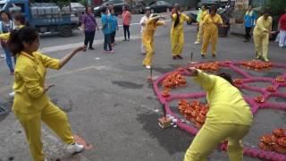 20170527桃園市龍華科期法會影片之四信士大德祈福