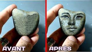 Je teste le Stone Art !!