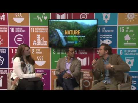Solutions Hour - Nature: A Powerful Solution to Climate Change