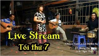 Chuyện Tình Cô Lái Đò Bến Hạ / guitar Lâm Thông & Ca lẻ Ngọc Thảo / channel Ducmanh guitar Bolero