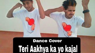 Teri Aakhya Ka Yo kajal !! Dance Cover !!  Fk Dance Academy  !! Choreography By Faruk khan