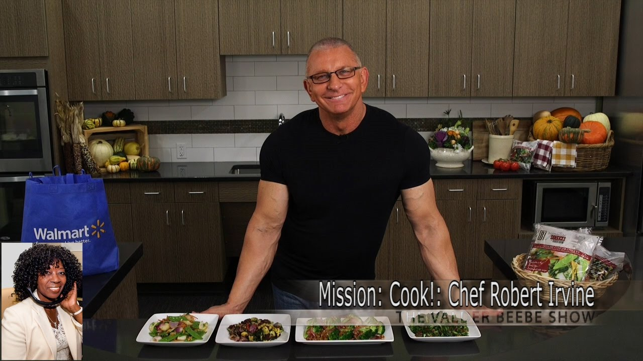 CAKE Guest Manager: Chef Robert Irvine
