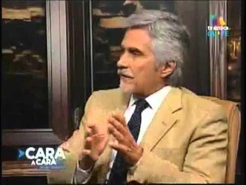 Cara a Cara   Mario Polanco y Ricardo Mendez Ruiz TVA 2200 090116