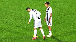 Cristiano Ronaldo Moments That Shocked The World