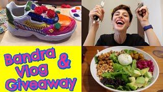 Bandra Vlog + Huge Giveaway!