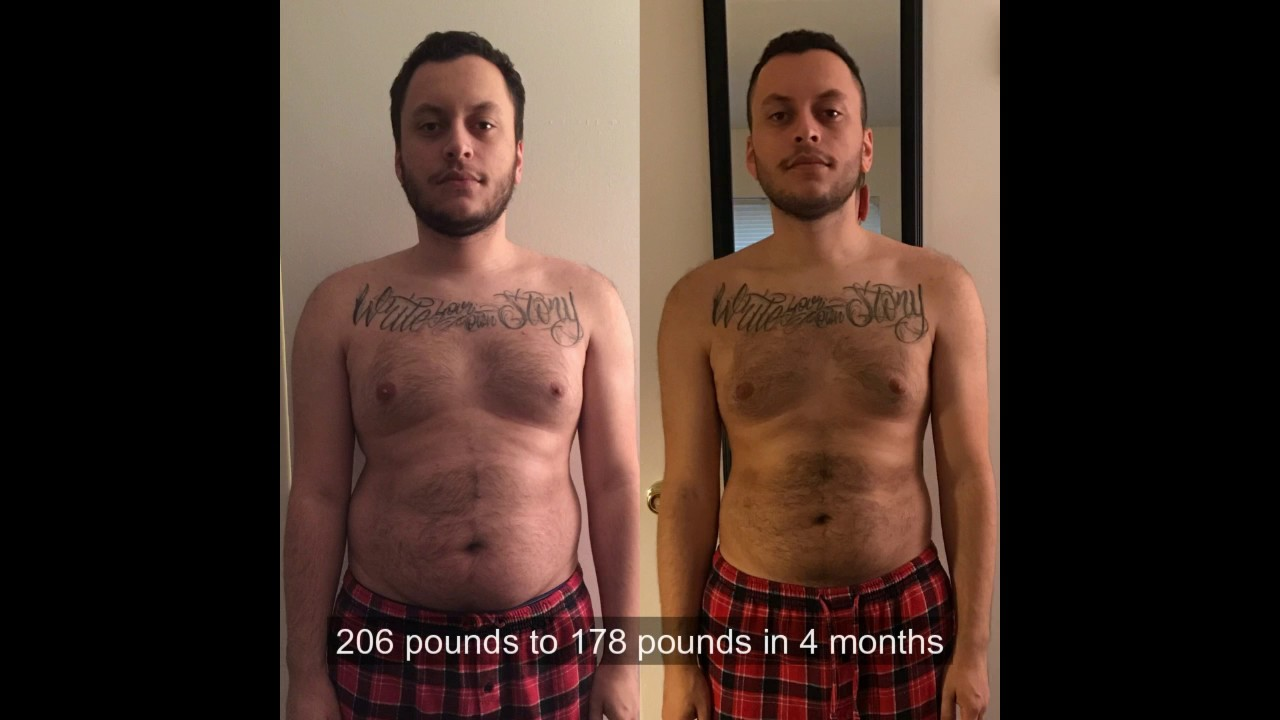 male weight loss before and after nude