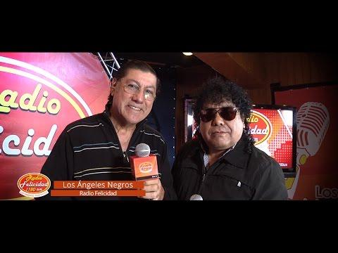 Entrevista a Los Ángeles Negros con Gustavo Alvite