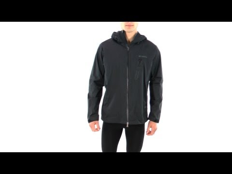 Columbia Men's Tech Attack Shell Running Jacket | SwimOutlet.com