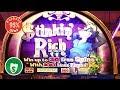 Stinkin' Rich classic 95% slot machine, free play bonus