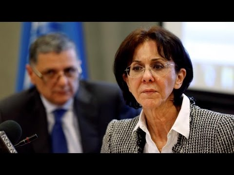 Author Of UN Report Critical Of Israel Forced To Resign