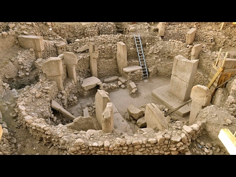 Turkish Pre-flood Archaeological Sites (Ancient History Docu
