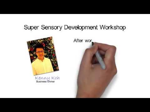 Midbrain Activation Super Sensory Development Workshop in Singapore