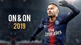 Neymar Jr ● Cartoon - On & On ● Skills & Goals 2018 | HD