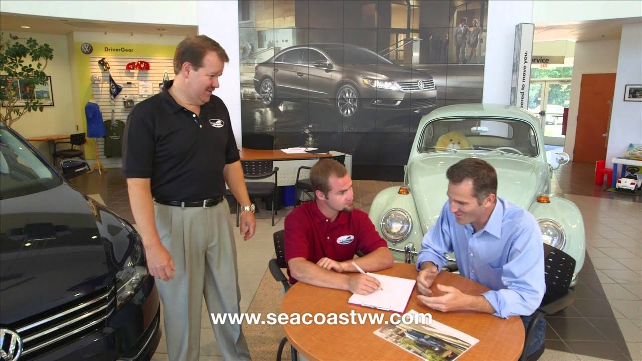 "Seacoast Volkswagen ""No Dealer Fees"""