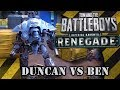 BATTLEBOYS - Imperial Knights: Renegade | Duncan vs Ben