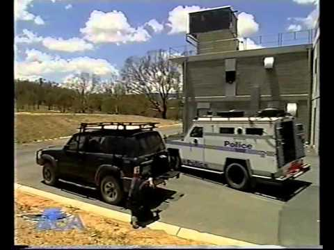 New South Wales Police Force Tactical Operations Unit
