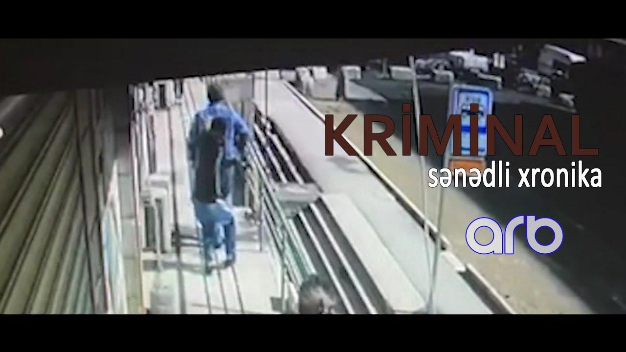 KRİMİNAL(ARB)-Cinayət işi №190096037- Yasamalda müşahidə kamerasının qarşısında qətl