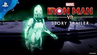 Marvel's Iron Man VR | Story Trailer | PSVR