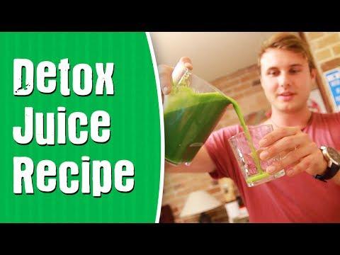 Raw Green Whole Food Juice