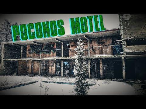 Abandoned Poconos Motel - Dance Club Inside