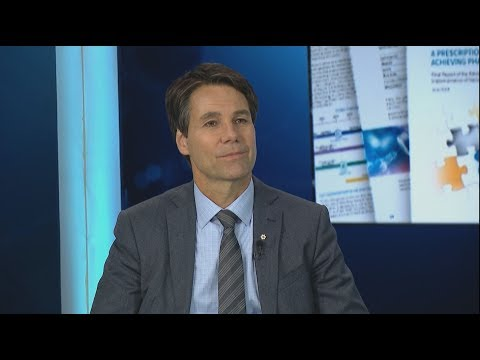Doctor discusses call for national pharmacare plan in Canada