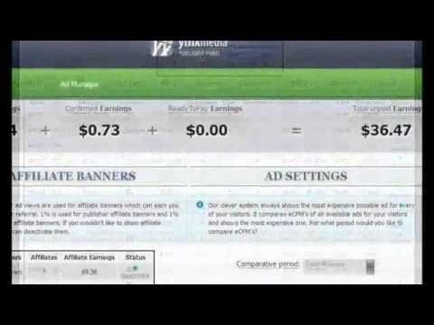 طريقة ربح المال من موقع Yllix Media.... شرح مفصل للموقع 2015 + اكثر من اثبات دفع